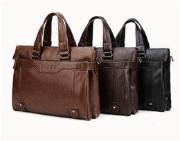 Wholesale Multi function Briefcases Fashion Man Business Laptop Bag Shoulder Bags Cross Body Handbag Office Tourism Handbag High Quality