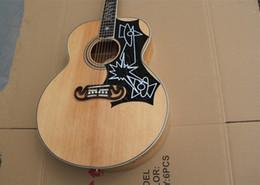 Promotion acoustique de érable flammé Chine Custom Shop de haute qualité Elvis Presley 43