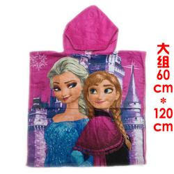 Wholesale Cotton Kids Bath Towel With Cap Years New arrive Nissen Cartoon Hooded Bathrobe