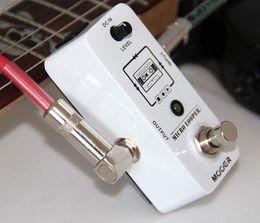 Wholesale NEW Effect Guitar Pedal Mooer Micro Looper inherits the MINI size of MICRO SERIES guitar rosette