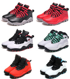 Wholesale Hot Sale Top Quality Air Retro Retro TH DS GS White DOUBLE NICKEL Chicago Men Basketball Shoes Size us