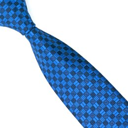 Retail Slim Tie Men's Ties Men's Narrow Necktie Skinny Ties Men's Neckties Cravat Popular Men Blue Tie Designs E-0518