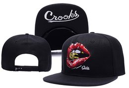 Wholesale Crooks Castles CRKS Gun N38 Bullet Snapback caps topquality men and women sports colours good design nice look cool popular