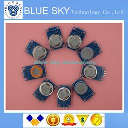 Wholesale Gas detection module MQ MQ MQ MQ MQ MQ MQ MQ MQ senso module each of them total