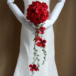 Fashion Simple And Elegant Round Satin Bridal Bouquets Bridesmaid Bouquets Blooming Round Artificial Silk Bridal Bouquets