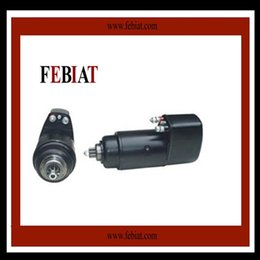 Wholesale FEBIAT GROUP Starter used for MAN BOSCH KB STARTER