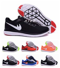 Wholesale 2016 New Arrivals Flex Series Men Running Shoes Outdoor Athletic Shoes Cheap Brand Trainer Sneakers Size