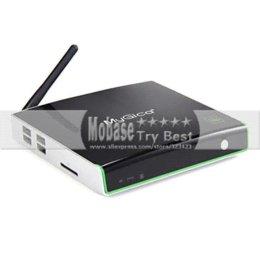Geniatech MyGica ATV1220T2 DVB T2 Android TV BOX XBMC DVB-T2 Tuner Receiver 1G 4G Amlogic 8726-MX Dual Core IPTV Media Player