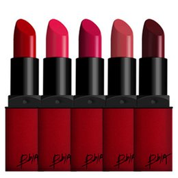 HOT BBIA lipstick lip gloss velvet matte Long Lasting lipstick last RED series lip gloss makeup Free Shipping