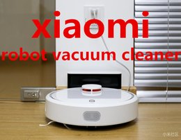 Wholesale 2016 NEW BEST Original XIAOMI robotic vacuum cleaner