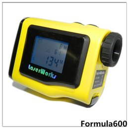 Wholesale 600m rangefinder LCD angle measure tool measuring height laser measure tools digital meter measurement area circle rectangular