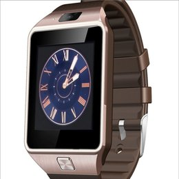 Wholesale 2016 Smart watch phone Bluetooth bracelet Andrews Apple Samsung phone card Garments child student movement waterproof