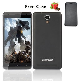 Wholesale Free Case VKWORLD VK700 PRO G Smart Phone Inch IPS Screen G RAM G ROM Android4 Quad Core MTK6582 Phones