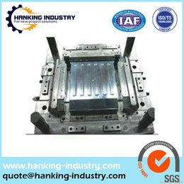 Wholesale Precision plastic injection mold food grade refrigerator parts fast delivery time