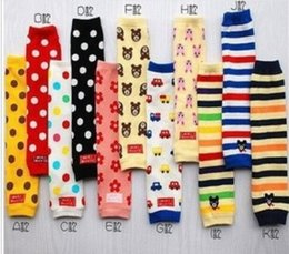 Wholesale SO HOT L series of new cotton children socks baby socks baby knee pads for men and women manufacturers