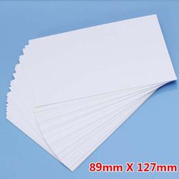 Impresoras de inyección de tinta gratis en Línea-Libere el papel impermeable luminoso de la foto de la hoja de 100 hojas / porción los papeles altos de la foto del lustre 89 * 127m m se aplican a la impresora de inyección de tinta