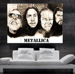 Wholesale Metallica Poster print wall art parts Poster print art huge picture photo No132