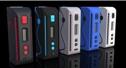 Evic vtc à vendre-100% Authentique ENCOM VoidRay 60w TC Mod usine Encom 60w VS Evic VTC Mini Mod VS Kanger Kbox 70W expédition rapide