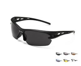 Sports Motocycle cycling Running UV Protective Goggles Sunglasses plastic lenses cycling eyewear Free Shipping