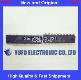 Wholesale ATMEL ATTINY ATTINY2313 PU DIP MCU AVR CHIP IC ic tester ic power