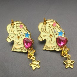 Chest pin accessories 10 PCS, unicorn style pins, provide production.Used for jeans, hats and other decorative brooches
