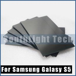 Wholesale Original Material For Samsung Galaxy S5 i9600 G900 G900A LCD Polarizer Film S5 G900F LCD Filter Polarized Polarizing Light Film