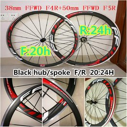 Wholesale FFWD mm alloy carbon bicycle wheels Made in china road bike wheelset F R h mm width Novatec A271 hub