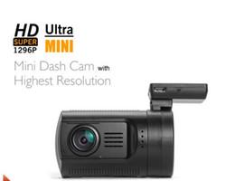 Wholesale Dashboard Camera Mini Dash CamAmba A7LA50 OV4689 Full HD P Car Recorder car DVR Camera with GPS Logger