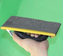 High-grade sandpaper coarse sandpaper rack shelf clip Sharpei sander sandpaper board woodworking sander sand frame