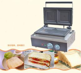 Wholesale V V Sandwich Machine Toasted Bread waffle baker