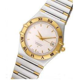 2016 nouvelle montre à quartz Montres de mode Constellation d'occasion 1202.30.00 35.3mm Homme Montre-bracelet à partir de pré en propriété fabricateur