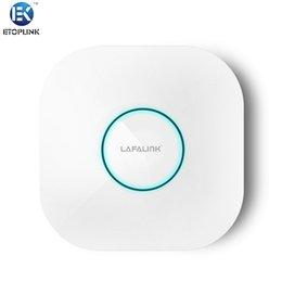 Wholesale LAFALINK AP LF AP550 Mbps High Power WIFI Router Wireless Outdoor AP Access Point Signal Extender Wireless Bridge
