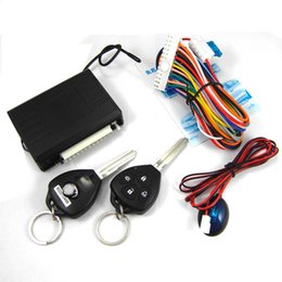 Wholesale 8123 M604 Car alarm system Remote Control Keyless Entry security car System for NISSAN CAL_102