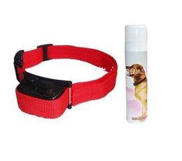 Wholesale High quaity dog training obedience effective pet mist spray barking stop device dog anti bark collar pets training system dog supplies
