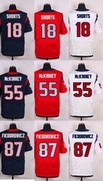 Wholesale 2016 Newest Men s HT Cecil Shorts III Benardrick McKinney C J Fiedorowicz Elite Jerseys