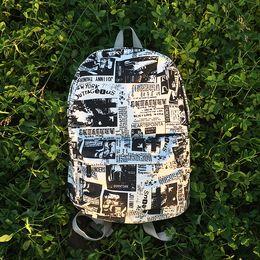 New Fashion Shoulder Backpacks Women Diaper Bags Classic Style School Bag Girl LOVE Backpack Colorful Bag
