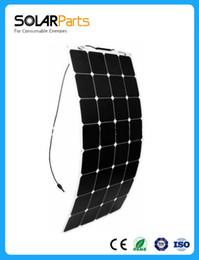 Фабрика Дешевые Solarparts 2pcsx100W 12V гибкая панель сота / модуль / система RV солнечное зарядное устройство батареи комплект освещения / морских выводили от Производители р.в. комплекты солнечных панелей