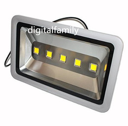 Super Brightest 5 LED 250W Flood Light Warm White High Power Energy Saving Security Spot Light for Indoor Outdoor Court Yard Parking place