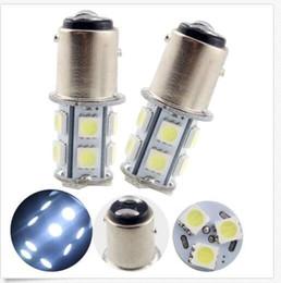 50PCS White 1156 Light Bulbs 13SMD LED RV Camper Trailer 1141 Interior Light Bulbs 13SMD 12V wholesale