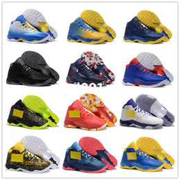 Wholesale 2015 All Colors Stephen Curry Elite Men s Basketball Shoes for Original quality One Signature Sports Training Sneakers Size