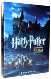 Wholesale Harry Potter Film Collection Disc Set US