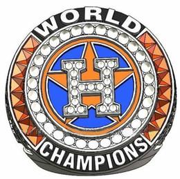 Bottom Price for Newest Design 2017 Houston Astros Major League Baseball custom sports Replica Men world Championship Ring