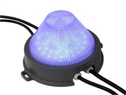 9W 12V module light LED RGB Full Color Round Point Light Control Pixel Modules Light Waterproof IP68 Module light