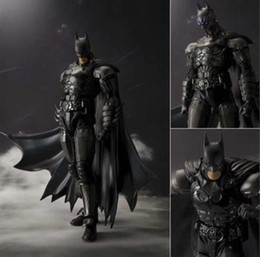 Wholesale Awesome With Alternative Faces Palms Weapons Dawn of Justice Batman Action Figure Toys With Gift
