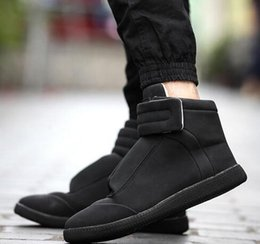 Wholesale Do manual work is delicate Maison Martin margiela flat shoes leisure fashionable man help shoes the highest version