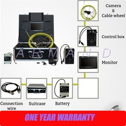 Small Duct Inspection Camera in Pipe Inspection Camera System Industrial Endoscope with DVR 8GB SD card 710D5