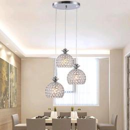 Wholesale LED Droplight Transparent LED Pendant Lights Industrial Lighting Cafe Bar Bedroom Restaurant Living Room Birdcage Pendant Light Hanging Lamp