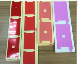 Wholesale 1000Pieces LCD Backlight Sticker Plastic Adhesive Film Membrane for iPhone G C S with good quality