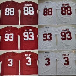 Wholesale Alabama Crimson Tide O J Howard Ridley Bo Scarbrough Cam Robinson Jonathan Allen College Football Limited Stitched Jerseys
