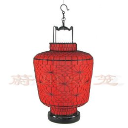 Wholesale Classical light iron wire lantern handmade knitted antique lantern customize lantern